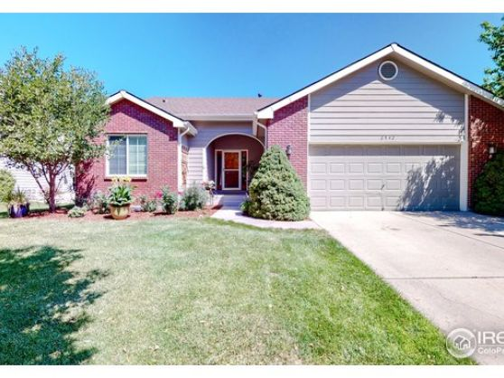 2542 Pinecone Circle Fort Collins, CO 80525