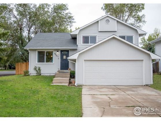 8341 Medicine Bow Circle Fort Collins, CO 80528