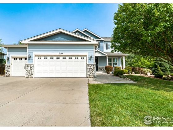 714 Fairbourne Way Fort Collins, CO 80525