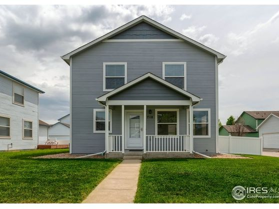 718 Chalk Avenue Loveland, CO 80537