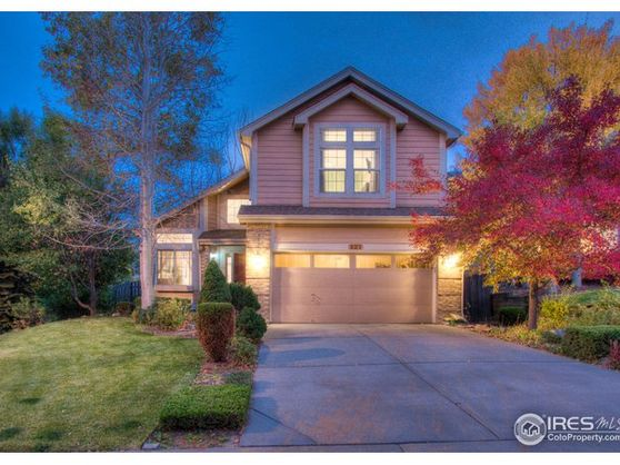 821 Courtenay Circle Fort Collins, CO 80525