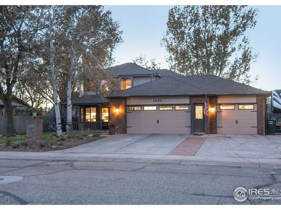 1006 Indian Trail Drive Windsor, CO 80550