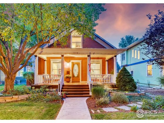 1014 W Mountain Avenue Fort Collins, CO 80521