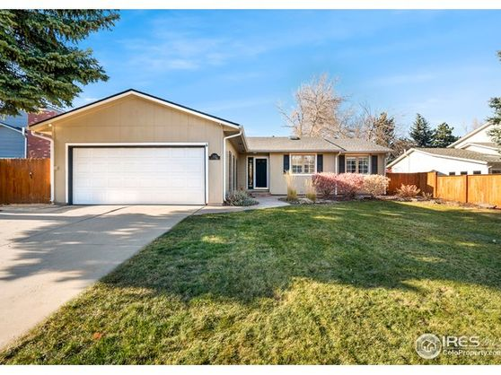 2530 Leghorn Drive Fort Collins, CO 80526