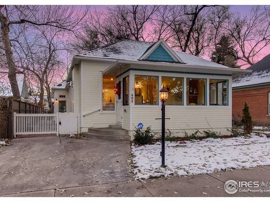 609 W Mountain Avenue Fort Collins, CO 80521