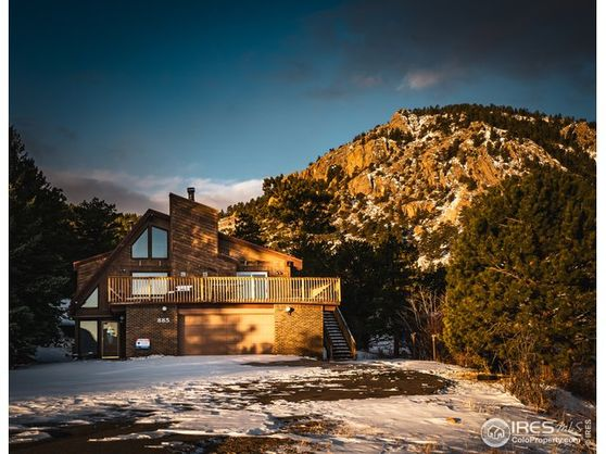 885 Rams Horn Road Estes Park, CO 80517