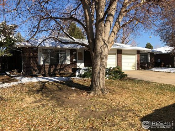 1136 McHugh Street Fort Collins, CO 80524