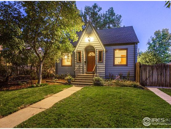 524 S Loomis Avenue Fort Collins, CO 80521