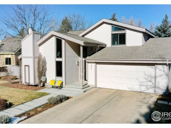 936 Driftwood Drive Fort Collins, CO 80525