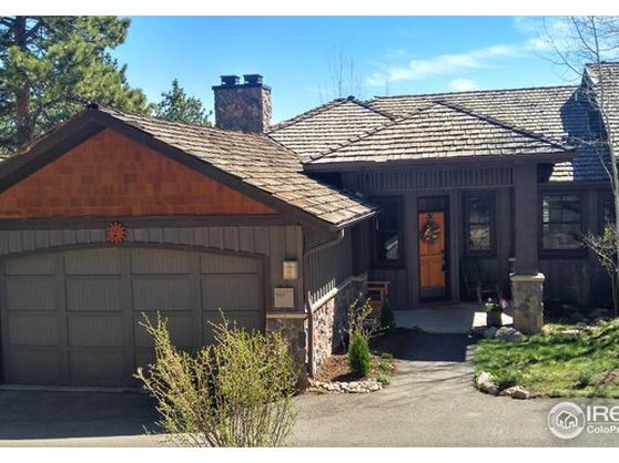 312 Juniper Court Red Feather Lakes, CO 80545