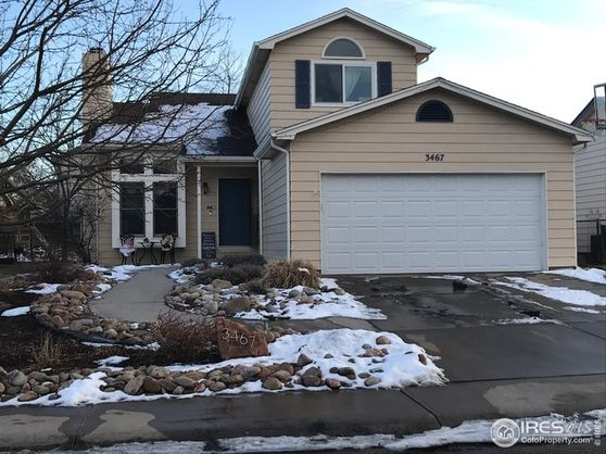 3467 Sam Houston Circle Fort Collins, CO 80526