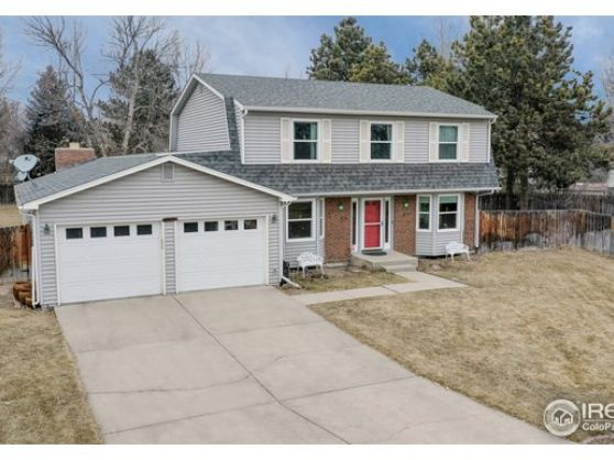 3143 Eagle Drive Fort Collins, CO 80526