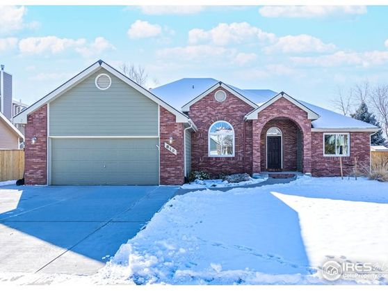 819 Marble Drive Fort Collins, CO 80526