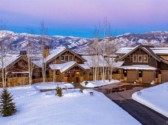 30650 Marshall Ridge Road Steamboat Springs, CO 80487