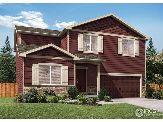 1241 Lily Mountain Road Severance, CO 80550