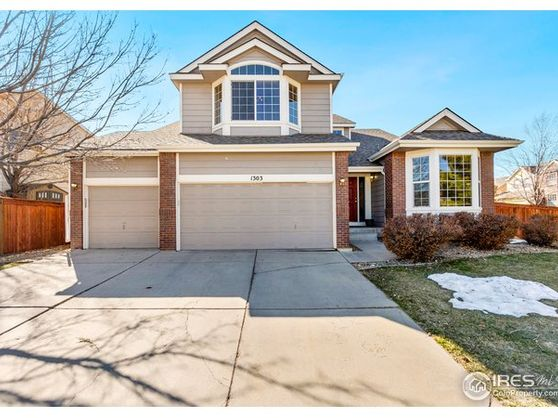 1303 Sunflower Drive Fort Collins, CO 80521