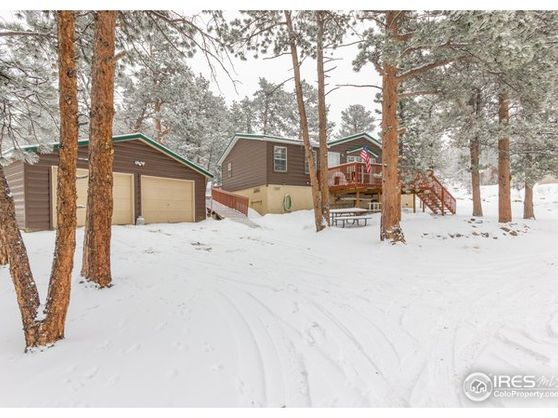 48 Sinisippi Road Red Feather Lakes, CO 80545