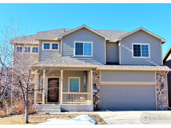 535 Coyote Trail Drive Fort Collins, CO 80525