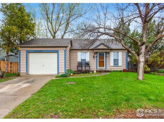 4124 Tanager Street Fort Collins, CO 80526