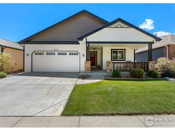 2509 Maple Hill Drive Fort Collins, CO 80524