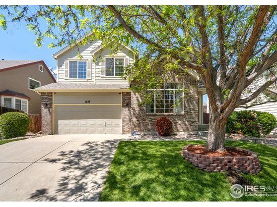 1422 Red Mountain Drive Longmont, CO 80504