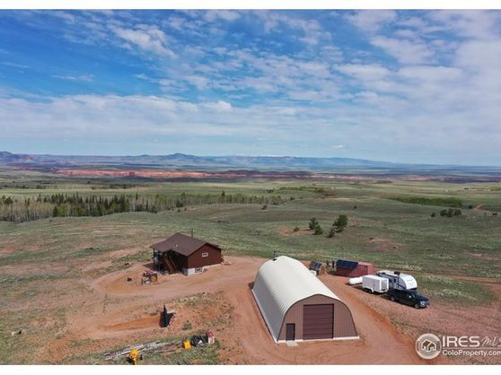 715 Camel Rock Road Red Feather Lakes, CO 80545