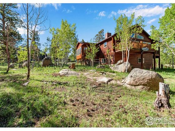 712 Chiricahua Circle Red Feather Lakes, CO 80545