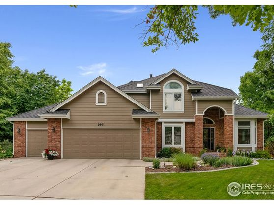 2601 Jewelstone Court Fort Collins, CO 80525
