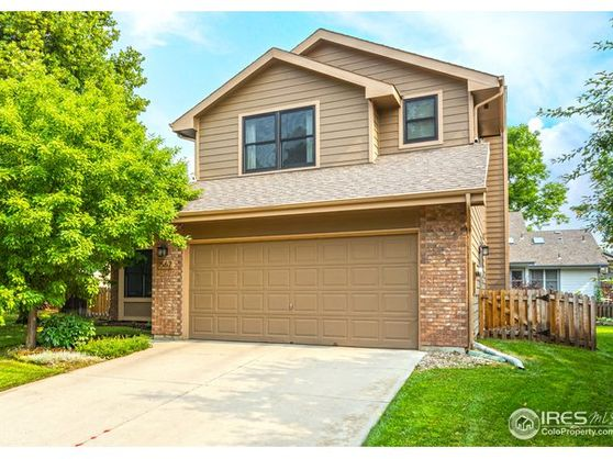 1562 Faraday Circle Fort Collins, CO 80525