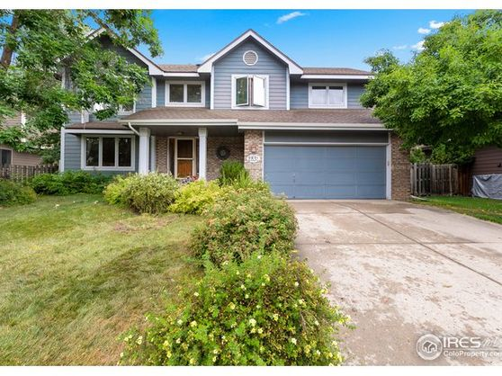 2831 Teal Eye Court Fort Collins, CO 80526