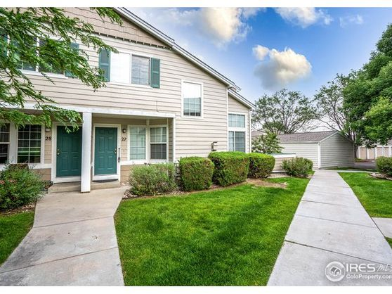 2602 Timberwood Drive #27 Fort Collins, CO 80528