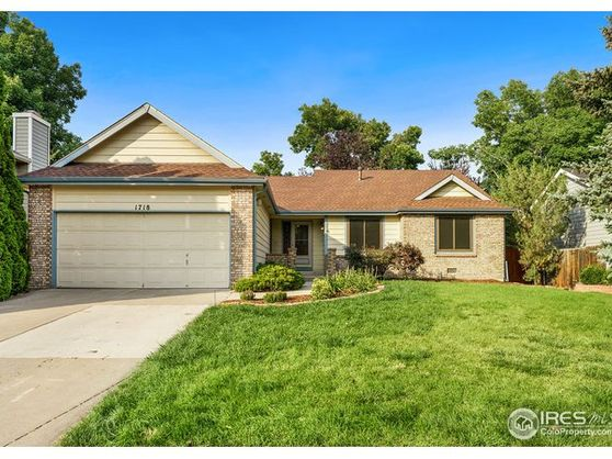 1718 Trailwood Drive Fort Collins, CO 80525