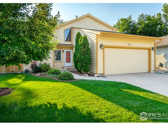 4507 Seaway Circle Fort Collins, CO 80525