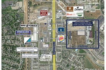 2015 S Timberline Road Fort Collins, CO 80525 - Image